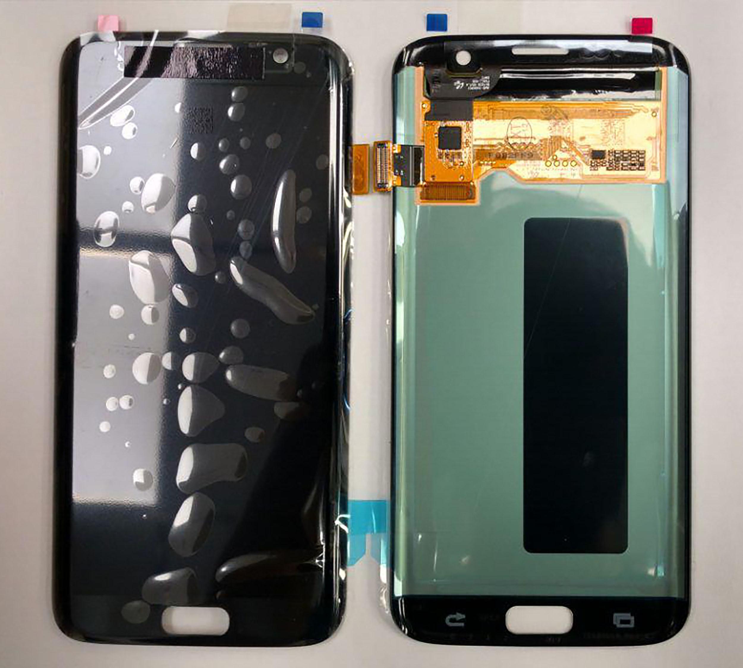 LCD S7 EDGE