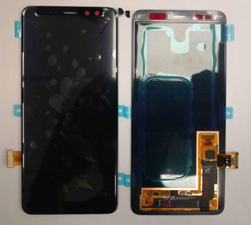 LCD A6 PLUS - A605
