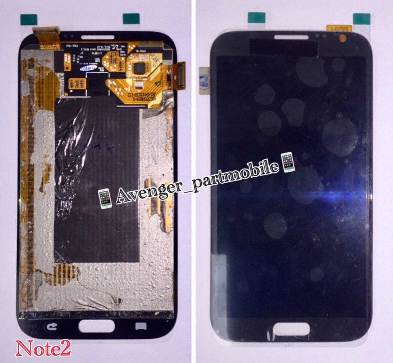LCD SAMSUNG NOTE2-N7100