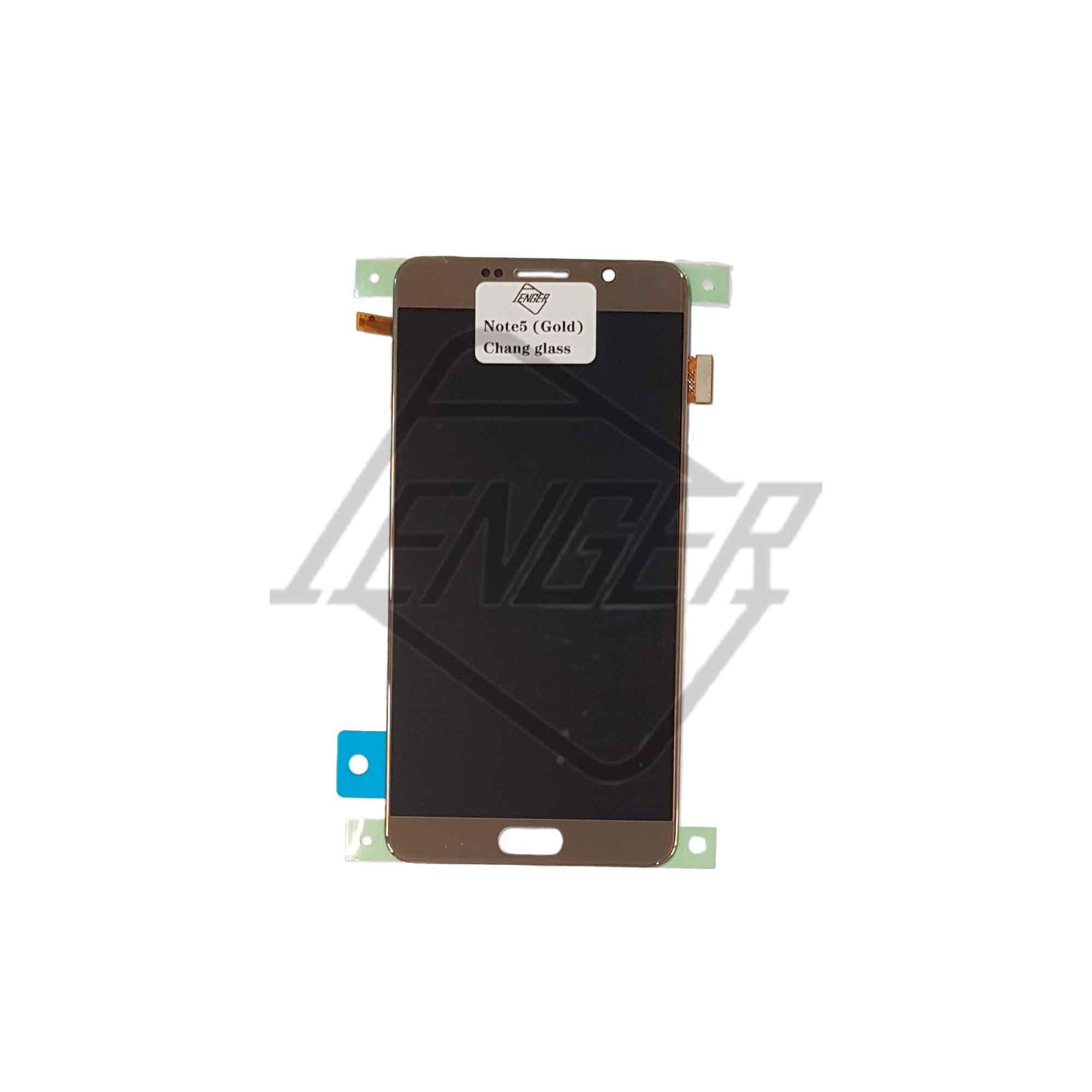 تاچ و ال سی دی روکاری گلس تعویض LCD SEC CHANGE GLASS N920 – NOTE5